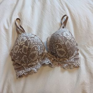 La Senza Beyond Sexy Lace Push Up Bra